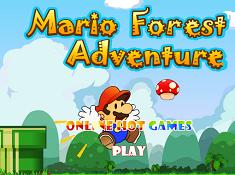 Mario Forest Adventure