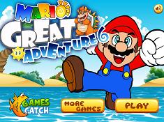 Mario Great Adventures