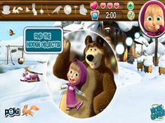 Masha and the Bear Hidden Objects