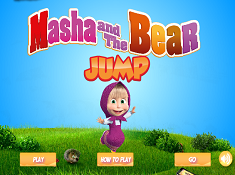 Masha And The Bear Jump