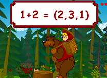 Masha and The Bear Math