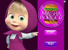 Masha Burger