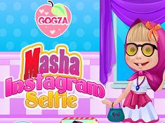 Masha Instagram Selfie