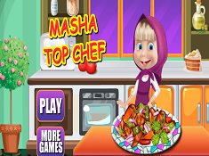 Masha Top Chef