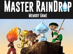 Master Raindrop Memory