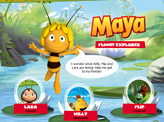 Maya Flight Explorer