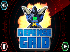 Mech-X4 Defense Grid
