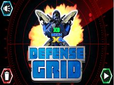 Mech-X4 Defense Grid