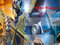Mech-X4 Maze