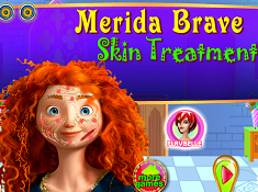 Merida Brave Skin Treatment