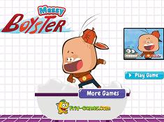 Messy Boyster