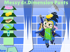 Messy Dr Dimension Pants