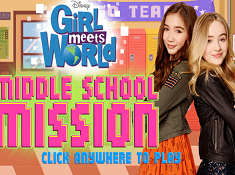 Middle School Mission