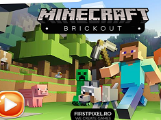 Miencraft Brickout