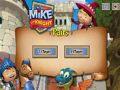 Mike The Knight Pairs
