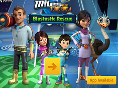 Miles from Tomorrowland Blastastic Rescue