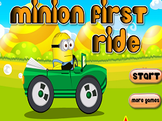 Minion First Ride