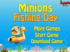 Minion Fishing Day