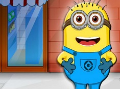 Minion Fun Dress Up