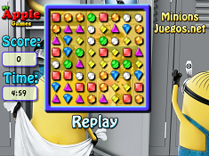 Minions Bejeweled
