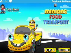 Minions Food Transport