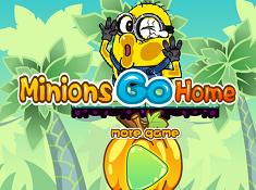 Minions Go Home
