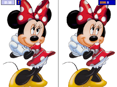 Minnie Mouse Differences