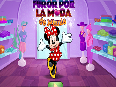 Minnie Mouse Fashion