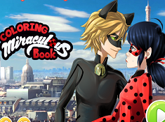 Miraculous Coloring Book