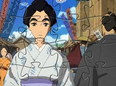 Miss Hokusai Puzzle