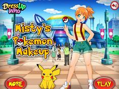 Mistys Pokemon Make Up