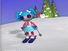 Mitten Speed Ski