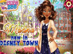 Moana New in Disney Town