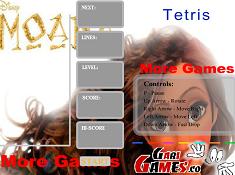 Moana Tetris