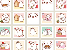 Molang Memory Match