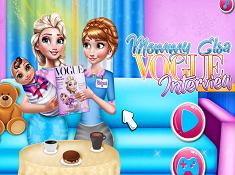 Mommy Elsa Vogue Interview