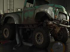 Monster Trucks Spot the Numbers