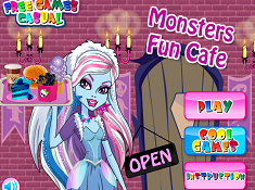 Monsters Fan Cafe