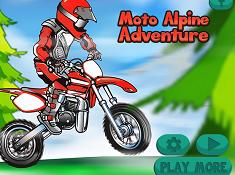 Moto Alpine Adventure