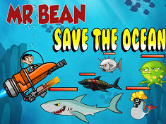 Mr Bean Save the Ocean
