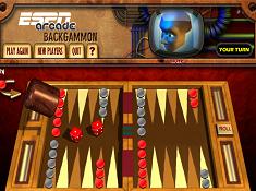 Multiplayer Backgammon