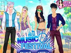 Music Festival Couple Rivals