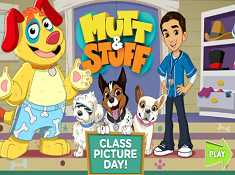 Mutt and Stuff Class Picture Day