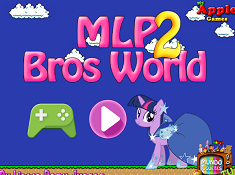 My Little Pony Bros World 2