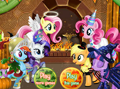 My Little Pony Halloween Party