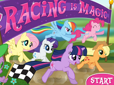 My Little Pony Racing is Magic