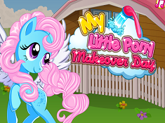 My Little Pony Makeover Day