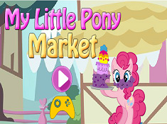 My Little Pony Market