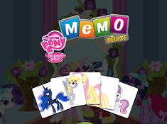 My Little Pony Memory Deluxe