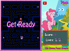 My Little Pony Pac Man